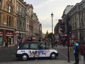 Italia and Sherbet Media Taxis Promote Italian Tourism
