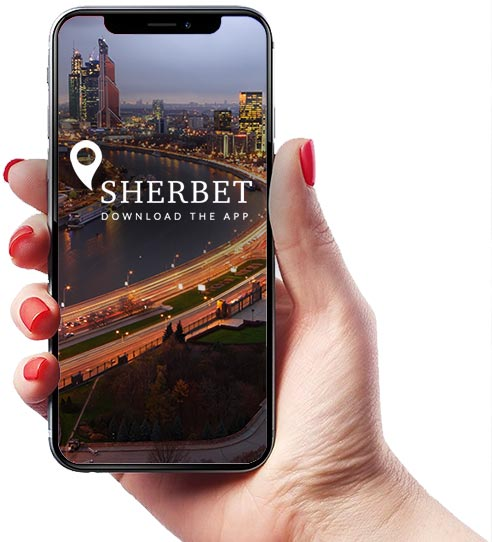 Sherbet Download The App Sherbet London