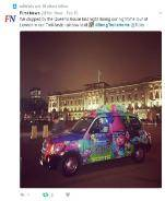 Sherbet London Taxi in London