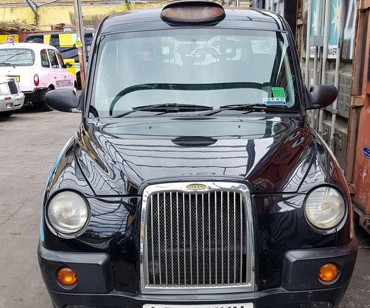 Sherbet London TX4 Elegance – Euro 5 – LO14 ZVR Taxi