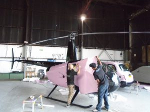 Sherbet London Plt Helicopter Ryantowin Pr Stunt