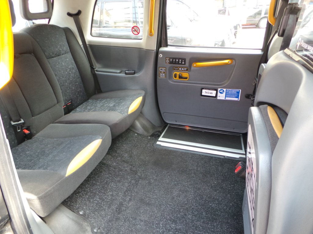 Hire Sherbet London TX2 – LG05 EAK Taxi in London