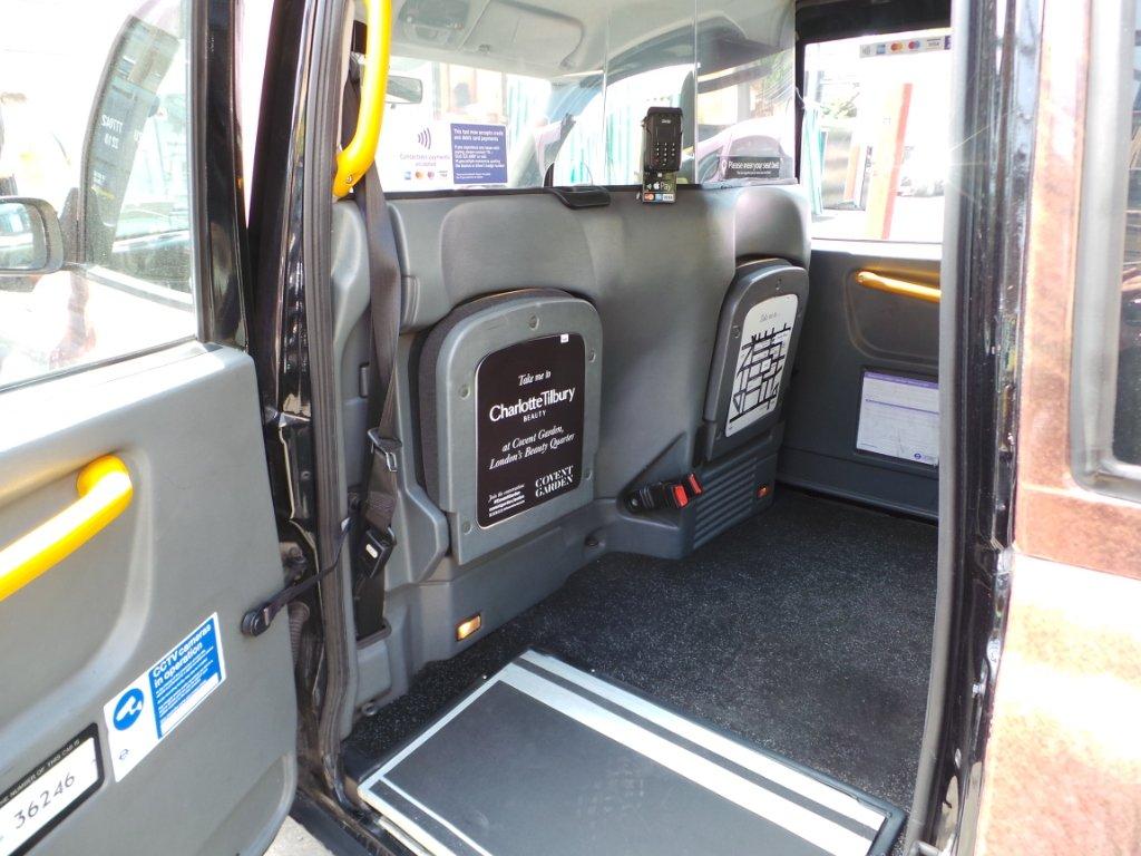 TX4 Elegance Euro 4 Sherbet London Taxi