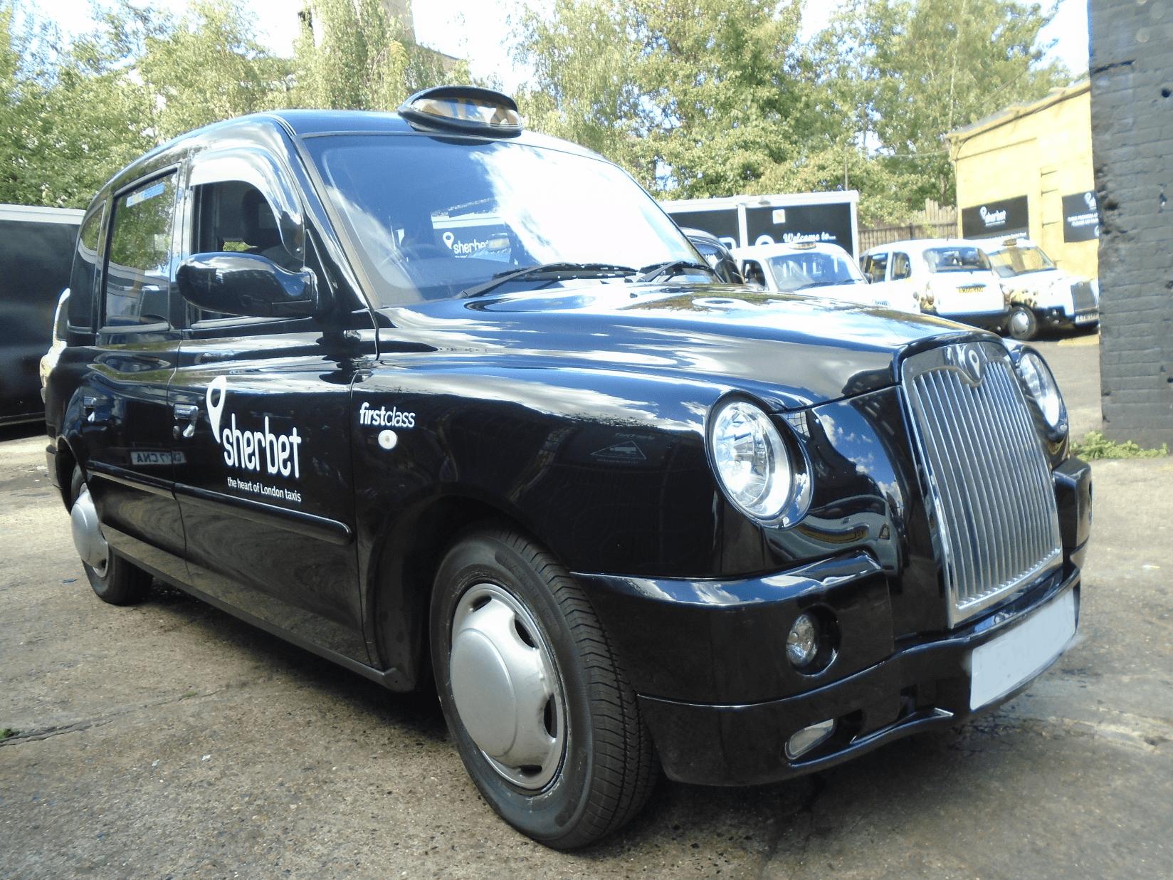 TX4 - Euro 5 - LM60 HUV Taxi