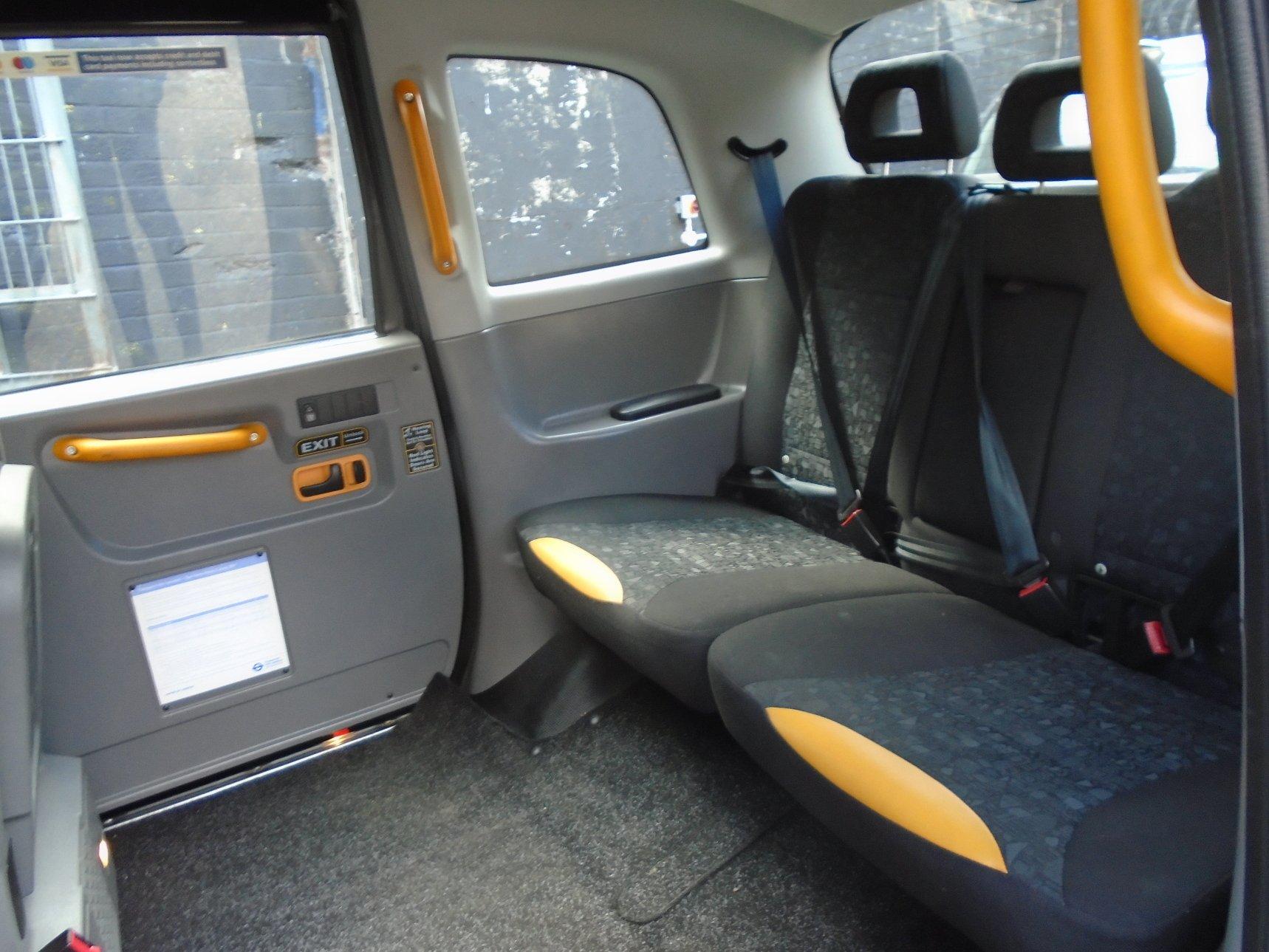 TX4 - Euro 5 - LM60 HUV Back Interior