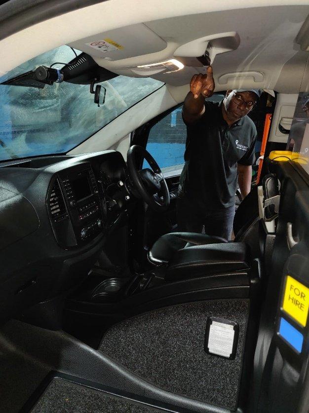 Daren Sherbet London Driver Training