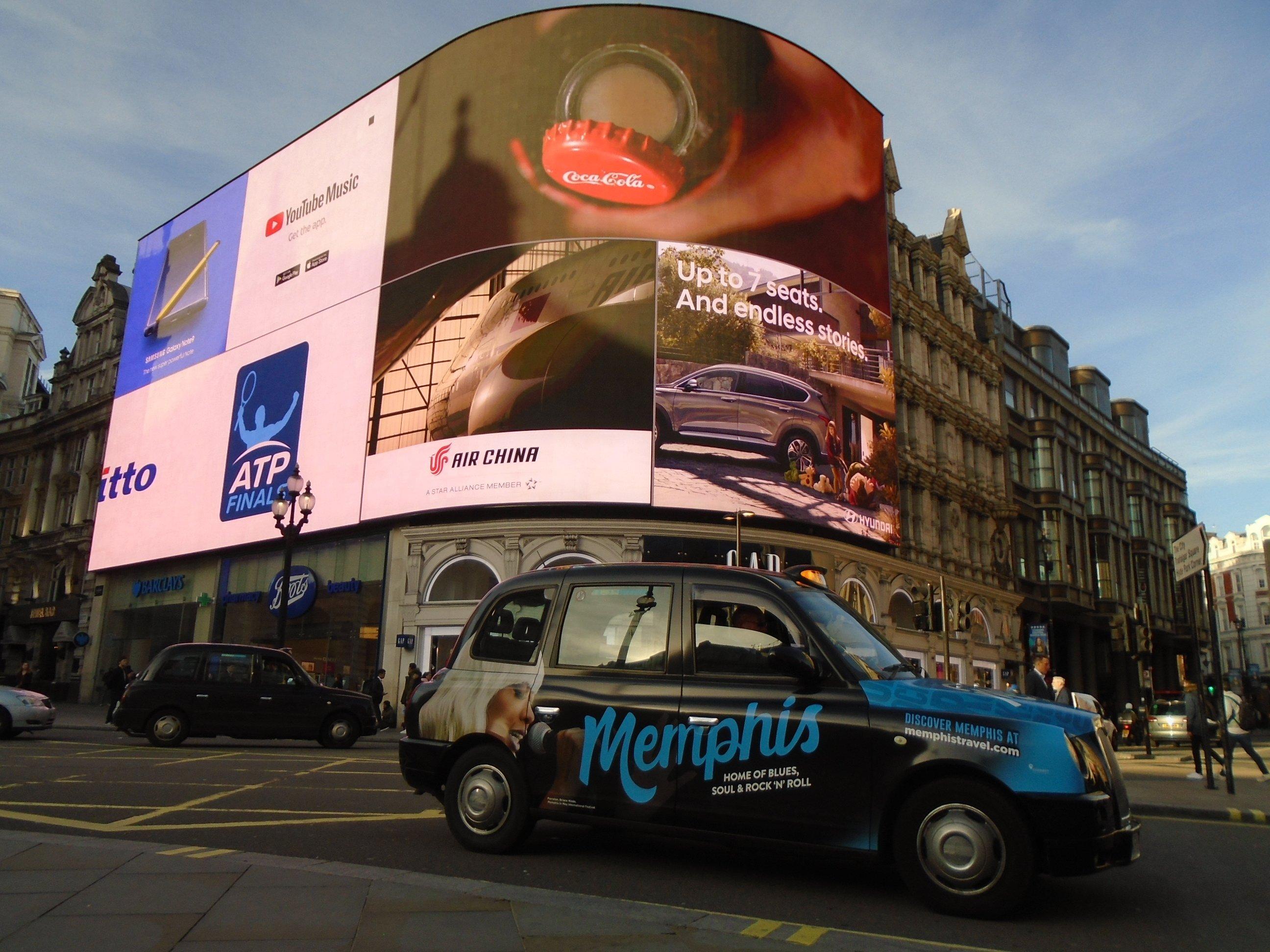 Sherbet Media Memphis Taxi
