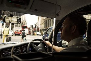 Sherbet London Taxi Driver