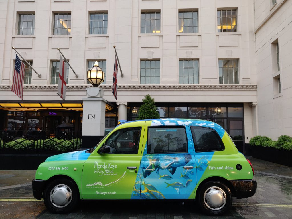 Sherbet Media Florida Keys Taxi London America