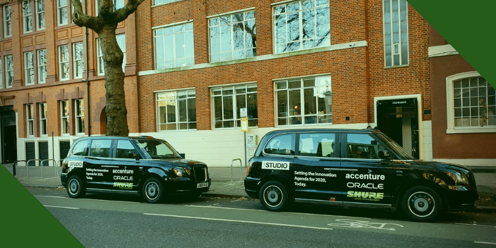 Sherbet Ride Hot Topics Electric Taxis London