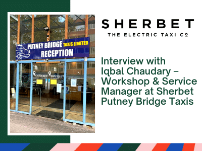 Sherbet Putney Bridge Taxis Iqbal Chaudary Manager