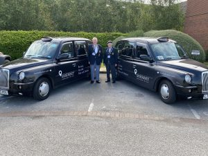 The Taxi Charity for Military Veterans Sherbet London